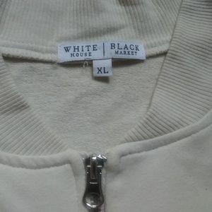 White House Black Market Pants - WHBM COTTON TRACK SUIT